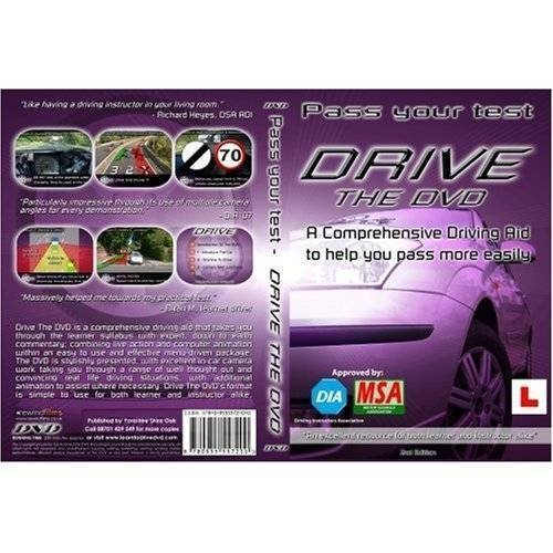 Drive the dvd